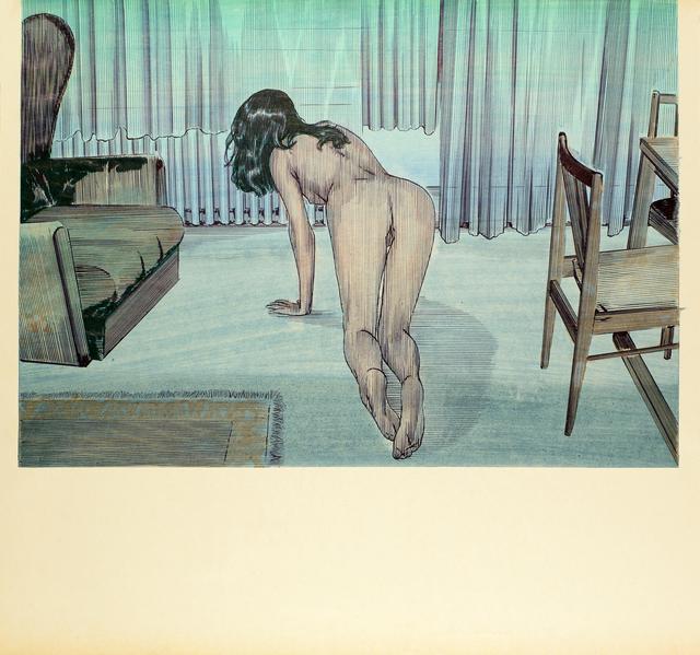 Frédéric Poincelet, ' Tal R / Altstadt Girl', 2018, Galerie Catherine Putman