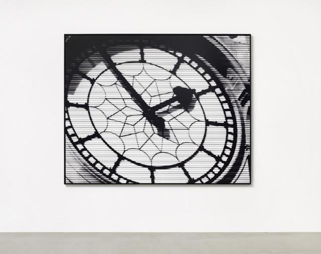 , 'Sydney Time,' 2011, Hirshhorn Museum and Sculpture Garden