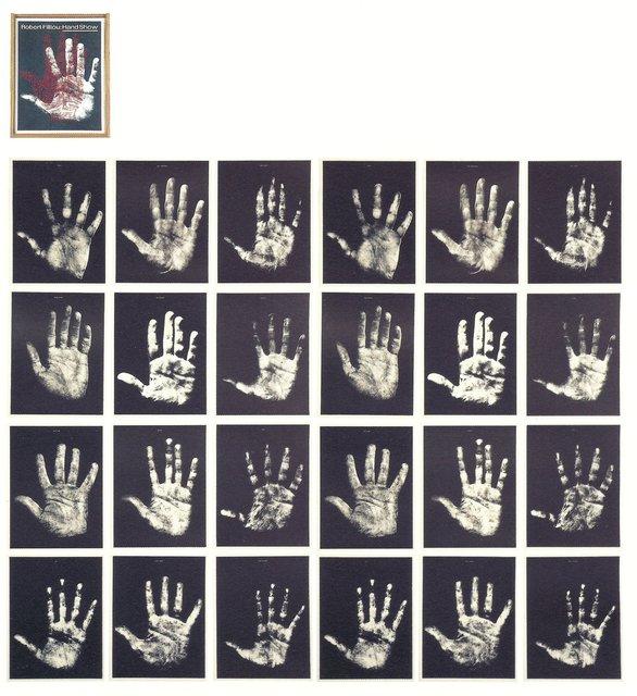 , 'Hand Show ,' 1967, Richard Saltoun