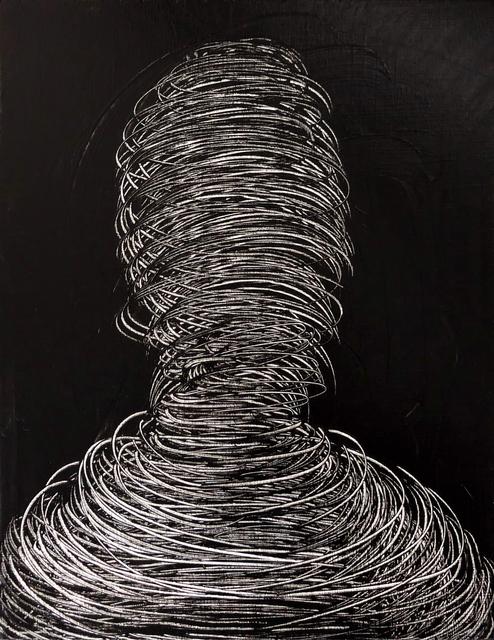 , 'The Confessor,' 2019, Pontone Gallery