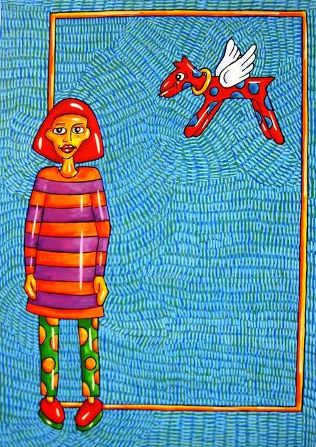 , 'Dream a Little,' 2009, The Art Vault