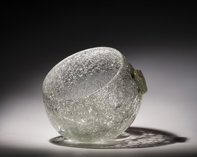 , 'CATCHING GLASS FORMED BY WATER #6,' 2016, Traver Gallery
