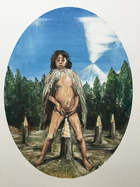 Daniel Lezama, 'Pastora', 2015, MAIA Contemporary