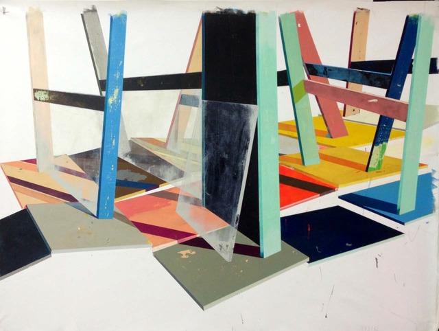 , 'Fim de Obra # 3,' 2013, Ponce + Robles