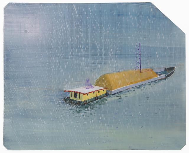 , 'The Chaland in the Rain 雨中的Chaland,' 20178, Edouard Malingue Gallery