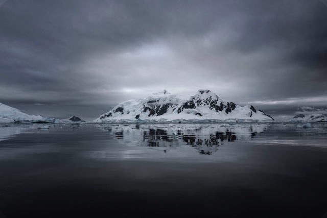 , 'Antarctica, S. Pole, 8,' 2017, Spotte Art