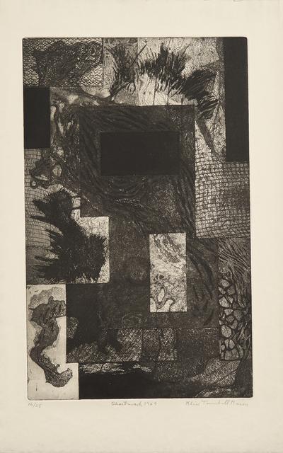, 'Ghost Mark,' 1949, Washburn Gallery