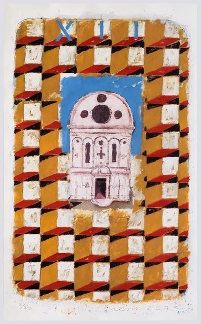 , 'The Stones of Venice Santa Maria dei Miracoli,' 2015, Alan Cristea Gallery
