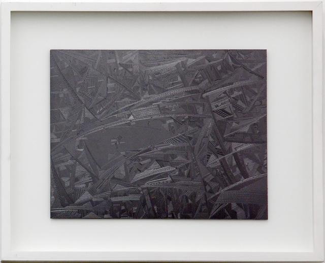 , 'Grafito,' 2009, Galeria Nara Roesler