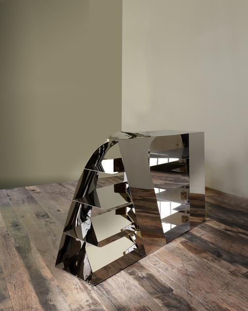 , 'Bulgy Inverted, bookshelf,' 2014, Armel Soyer