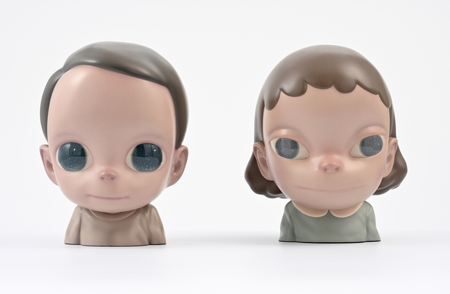 Roby Dwi Antono, 'LUH & RUH', 2021, Sculpture, Poly-Resin, Dope! Gallery
