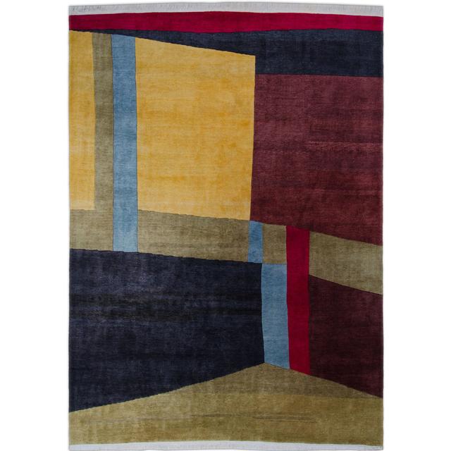 Marcel Zelmanovitch, 'Hyacinthinus model - unique piece, Perroquet Collection, Carpet', 1985, PIASA