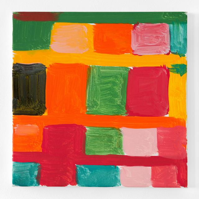 Stanley Whitney, 'Untitled', 2019, Galerie Nordenhake