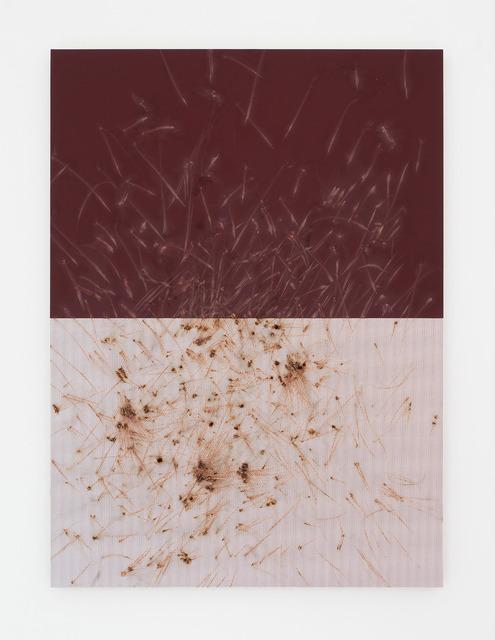, 'LUCIFER S (Reibfläche),' 2017, NINO MIER GALLERY