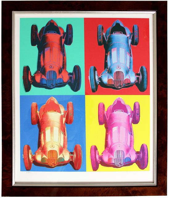 Andy Warhol, 'Mercedes-Benz Rennwagen W 125', ca. 2007, EHC Fine Art