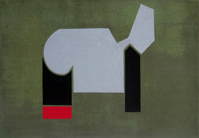 , 'Bushwick Details II,' 2015, Edward Thorp Gallery