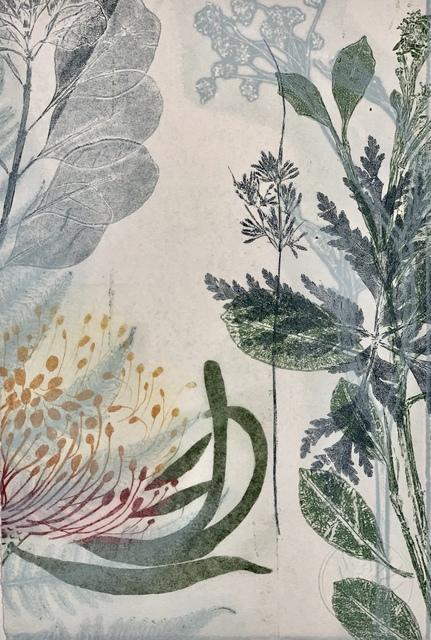 Trudy Rice, 'The bush IV', 2019, MELBOURNE STUDIOS #trudyrice & #lisasewards