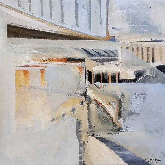, 'Urban Reflection,' 2017, Owen Contemporary