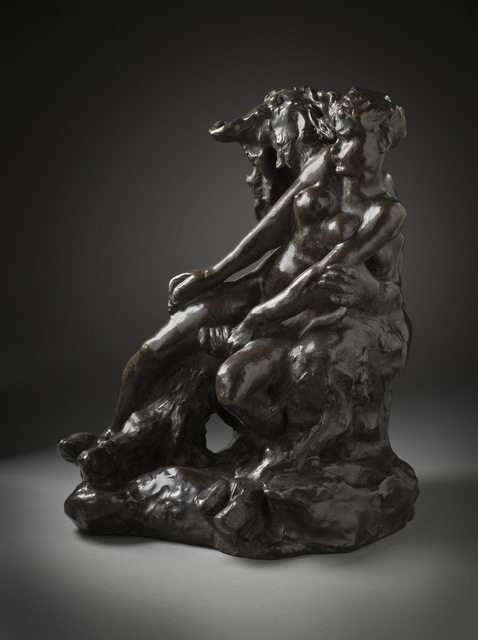 Auguste Rodin, 'Minotaur or Faun and Nymph', ca. 1886, Los Angeles County Museum of Art