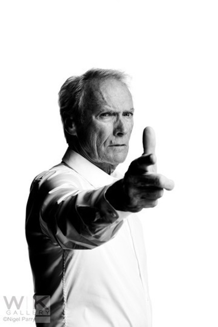 , 'Clint Eastwood,' 2008, Weiss Katz Gallery
