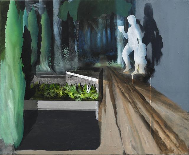 , 'Angelo,' 2017, Galerie Kleindienst