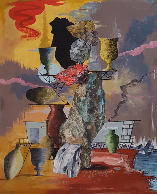 Pierre Picot, 'Untitled (4-25-17)', 2017, Craig Krull Gallery