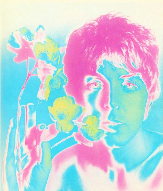 , 'Paul McCartney,' 1967, AYNAC Gallery