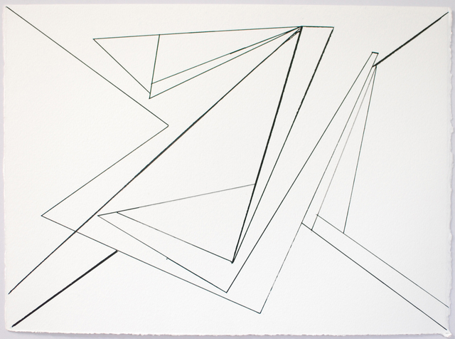 , 'Linear 5,' 2014, Berry Campbell Gallery