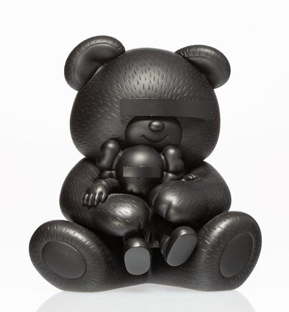 KAWS, 'Undercover Bear Companion (Black)', 2009, Heritage Auctions