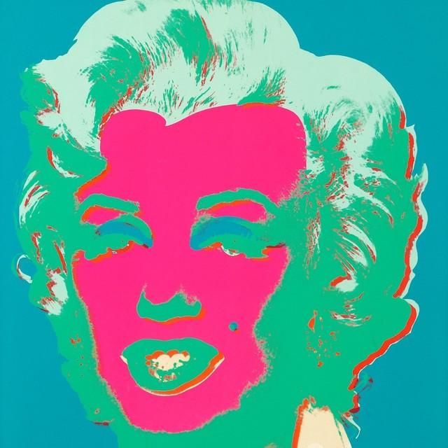 Andy Warhol, 'Marilyn Monroe (FS II.30) ', 1967, Print, Screenprint on P, Revolver Gallery