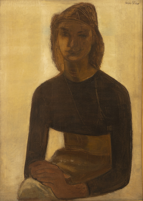 Hedda Sterne, 'Cowles', 1949, Eric Firestone Gallery