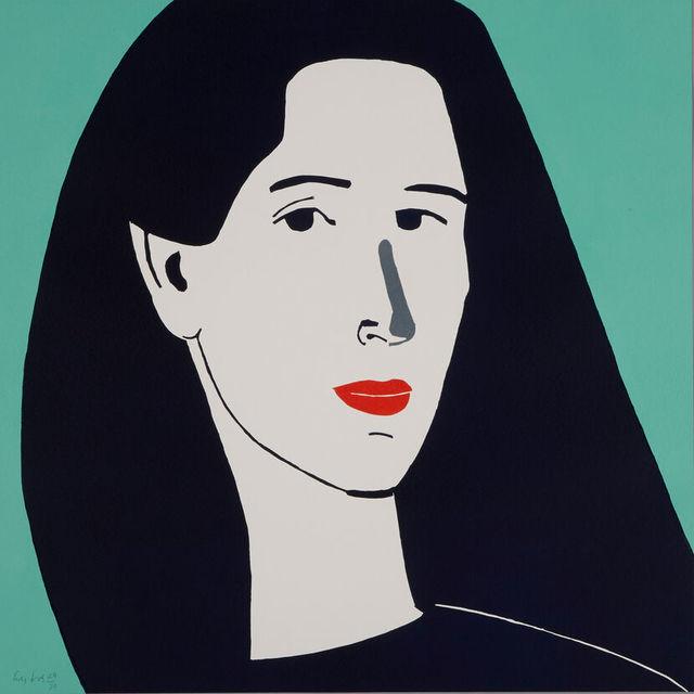 Alex Katz, 'Diana', 2014, MSP Modern