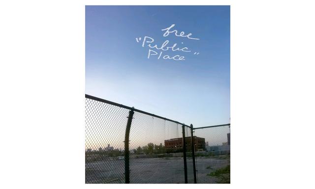 , 'Free Public Place (Sky Mills series),' 2012, Kasa Galeri