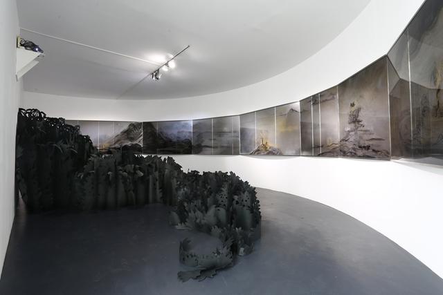 Jennifer Wen Ma 马文, 'Eight Views of Paradise Interrupted', 2018, Tang Contemporary Art