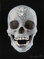 Damien Hirst, For the Love of God - Lenticular (Small)