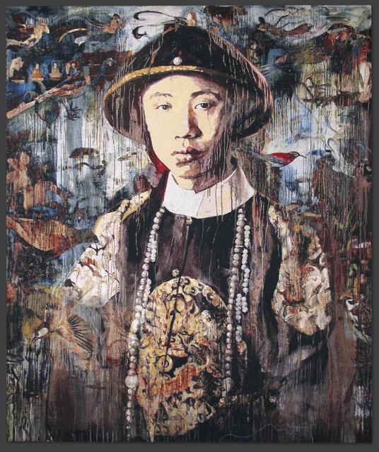 Hung Liu, 'Last Emporer', Melissa Morgan Fine Art