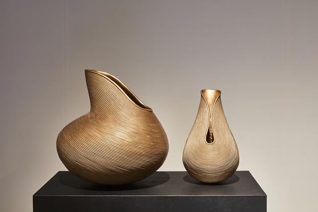 , 'B.M. Kanheri & B.M. Karad,' 2018, ammann//gallery