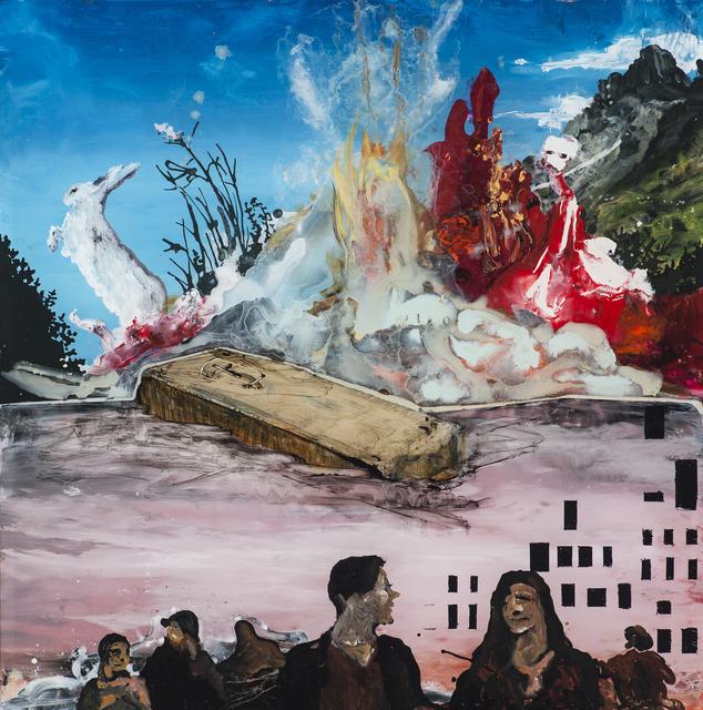 , 'Die 30 Sekunden des Nichtverstehens,' 2013, Galerie Tore Suessbier