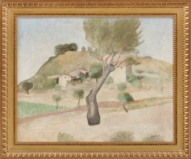 , 'Landscape in Provence,' , Adolf Loos Apartment and Gallery