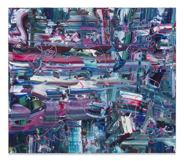 , 'Sea Friends,' 2018, Miles McEnery Gallery