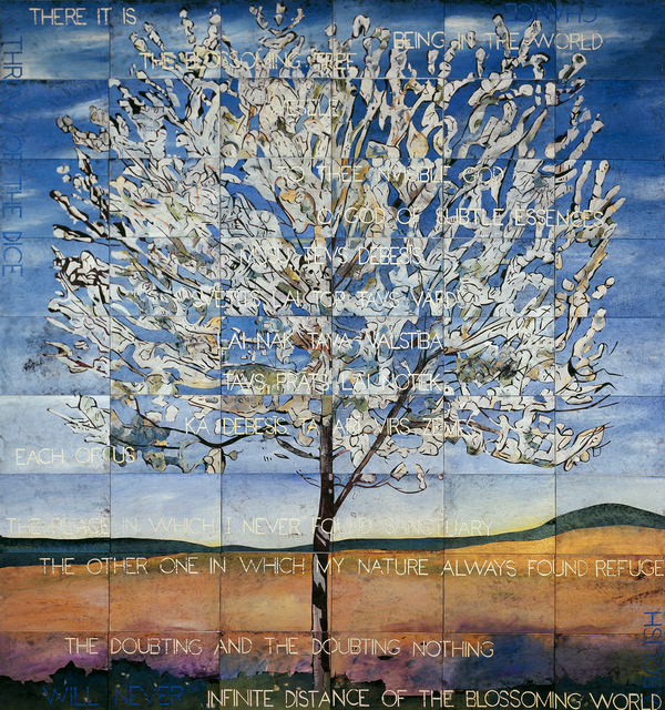 , 'The Blossoming Tree,' 2017, Roslyn Oxley9 Gallery