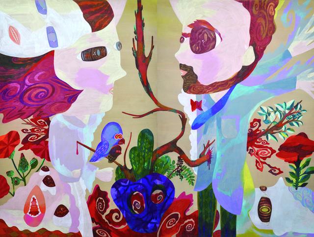 Kentaro Kobuke, 'Keito No Hana', 2013, Eve Leibe Gallery