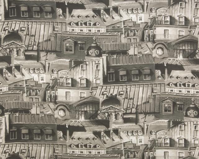 , 'Toits de Paris ,' 2011, Les Arts Décoratifs
