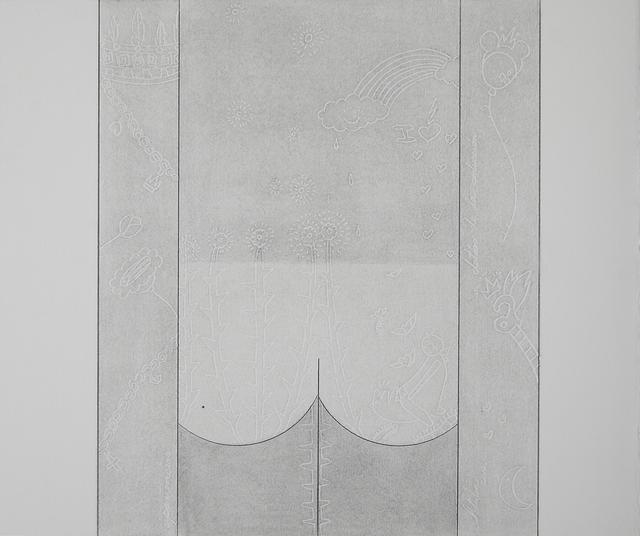 , 'Back Tattoo,' , Lois Lambert Gallery