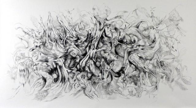 , 'Tett Landskap,' 2014, Christine König Galerie