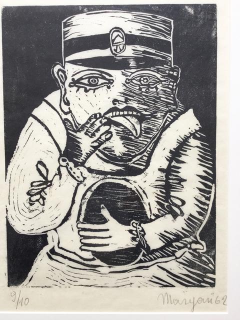 Maryan, 'Personnage', 1962, Sigrid Freundorfer Fine Art