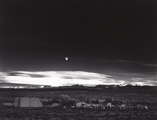 Ansel Adams, 'Moonrise Hernandez', 1941, The Halsted Gallery