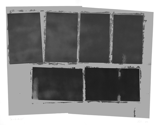 , 'Seen in the studio,' 2018, Polígrafa Obra Gráfica