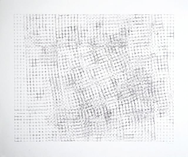 Serena Amrein, 'gitter 6', 2016, Edition & Galerie Hoffmann