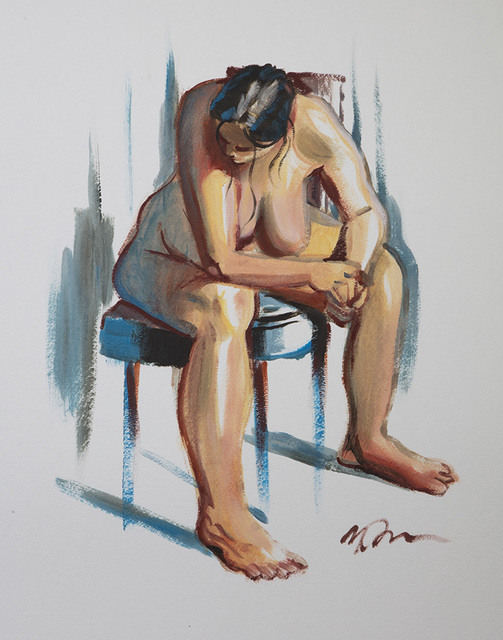 , 'Untitled (Contemplating),' , Ro2 Art